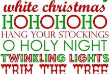 Christmas:) / by Emma