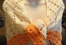 Craft: Crochet-Shawls / Prayer Shawls  / by Jeanette Schwarz
