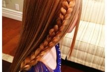 Hair Styles / by Angie Lee {Seven Clown Circus}