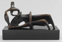 Art: Henry Moore / by Anna Rita Caddeo