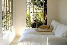 Ideas for our reading nook/work space / by Tawny Johnson Plate