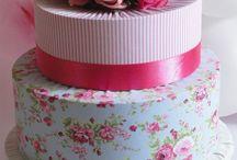 Fabric cake ( bolo tecido) / Priscila Carvalho tarafından