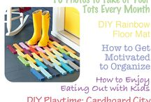Fun things to do together / by Tambi Clardy