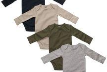 Bodysuits / by babyboyshere