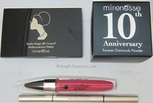 Mirenesse Cosmetics / by Midnight Manicures