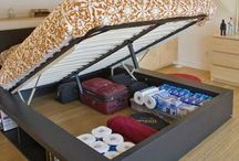 Storage solutions / by Yurt Girl LA