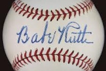 Sports Autographs  / Searching for Sports Autographs by your favorite athletes? They are not that easy to come by. Getting an athlete to sign a baseball for example is next to impossible unless your a collector. Sports Autographs are highly sought after and can be worth a pretty penny after a few years. You can do a lot with them, put them in a collectors case, mount them on the wall, add them to a binder or show them throughout your home. You don't have to be a autograph collector to get the big names. / by Cheap Tickets