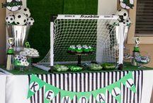 Soccer Birthday / by Sarai Goico