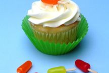 Cakes, Cupcakes, and Cookies / by Lisa Rogers
