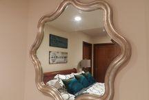 Bedrooms / Stephanie K Mader Designs / by Stephanie Mader