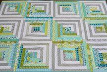 Modern Quilt Ideas / by Virginia Worden
