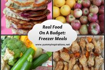 Real Food On A Budget / by Jolene @ Yummy Inspirations