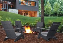 outdoor space / by Megan Guenther