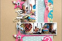 Scrapping Inspiration / by WendyBird Designs