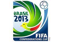 Copa Confederaciones 2013 / by enelareachica