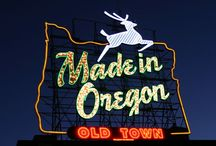 Oregon / by Mary Baker