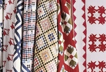 Quilts / The more little pieces, the better!  Pieced Quilts, Traditional Quilts, Scrap Quilts, Antique Quilts, Vintage Quilts, 1930s Quilts / by Rahna Summerlin