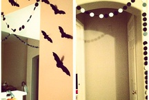 Apartment friendly Halloween (for our 2nd one here!) / by Jessie Ward