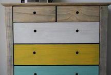 Dresser / by Melanie Lilliston