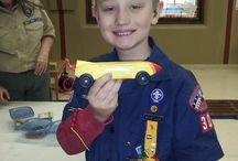 Pinewood Derby / by Alison Baresel-Stock
