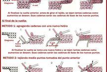 Trapillo y ganchillo / Manualidades / by Misilina