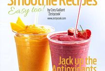 Healthier Recipes / by Jennifer Harless Barbee