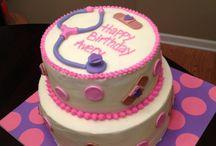 Payton's 3rd Birthday / Doc McStuffins / by Sarah Nelson