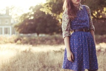 CLOTHES CLOTHES CLOTHES / by Hannah Boyle