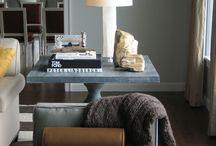 Salon Tables / by Kelvin Holland