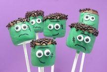 Marshmellow Pops / by Lisa Laliberty