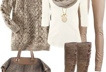 Outfits  / by M. V.S