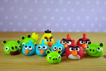Angry Birds Party Ideas / by Christina Probeyahn