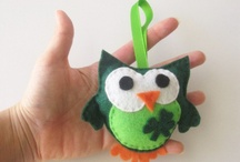 St Patrick's day Party Ideas / by Maria Palito