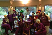 Crazy Hat Day! / by Dr E & A