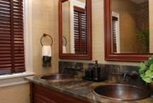 Bathroom Design Ideas / by DIY Home Remodel