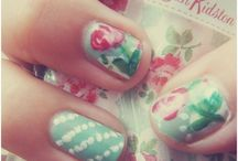 My Style: Nail Art / Nail polish I want, nail art ideas to try and recreate, and so forth! / by Emily Mitchell