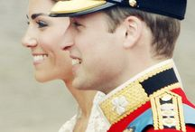 Prince William and Kate Middleton / by Naz Karim
