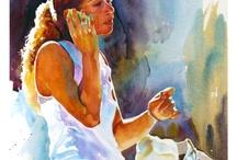 ART people painted / by Teresa Shaffer