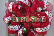 wreathe / by ann Capinpin