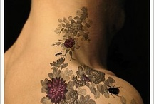tattoos / by Cindy Miller