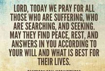 Prayers.. / by Debbie Williams