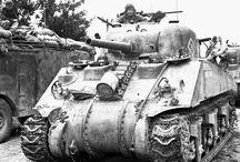 Sherman tanks / by Ro Wal