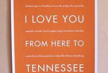 Tennessee / by April Black