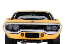 MOPAR OR NO CAR / Chrysler, Dodge, Plymouth, De Soto / by D Goff