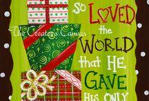 Christmas boards / by Lauren Hatcher