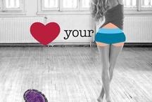 Fitness/Health/Movitvation / by Danielle Buttrey-Rakczynski
