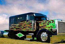 Big trucks / by Joe Perez