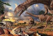 Prehistoric / Not limited to, but mostly dinosaurs and bones!  / by Angela