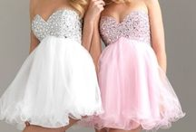 Dresses! / by Sadie Fallis