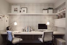 Home work space  / by Caleb Boulier